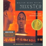 Monster audiobook by Walter Dean Myers