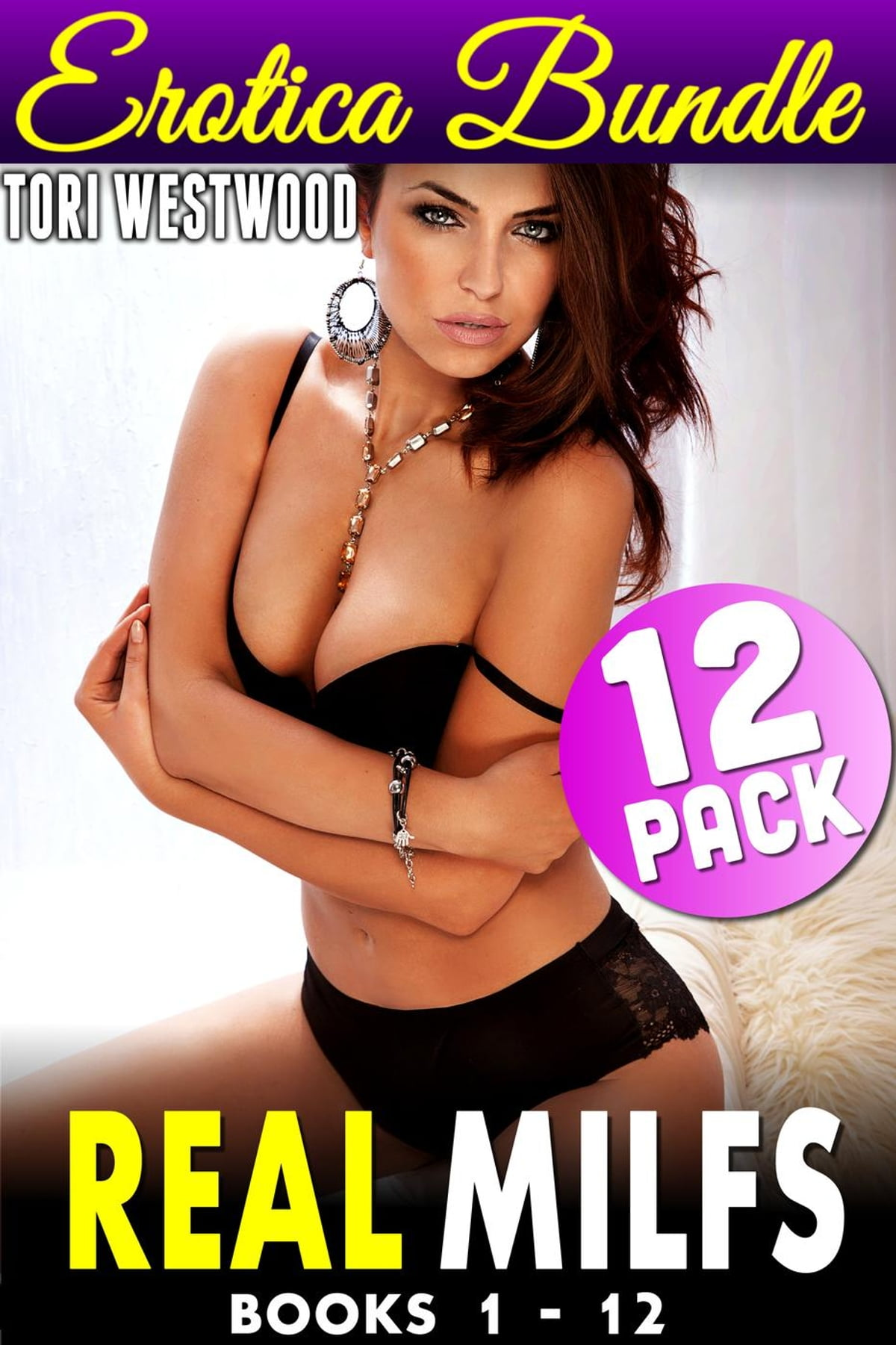 real milfs : 12 pack erotica bundle - books 1-12 (milf erotica