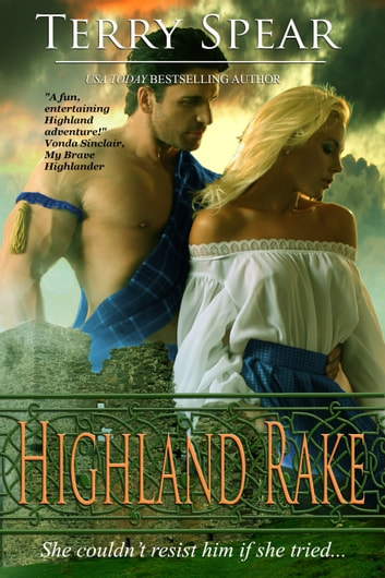 Highland Rake ebook by Terry Spear