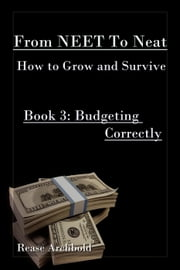 From NEET to Neat Book 3 - Budgeting Correctly - NEET to Neat ebook by Rease Archbold