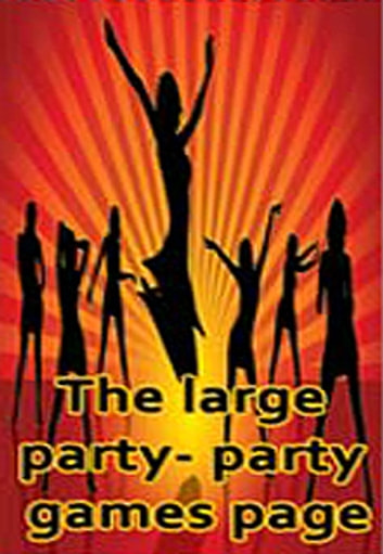 The Large Party- Party Games Page ebook by Harvey Smith