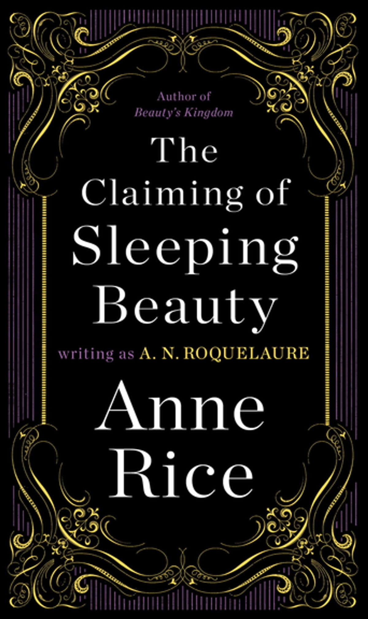 The vampire lestat ebook by anne rice 9780307575937 rakuten kobo the claiming of sleeping beauty a novel ebook by a n roquelaure anne rice fandeluxe Document