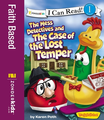 The Mess Detectives And The Case Of The Lost Temper Ebook By Karen