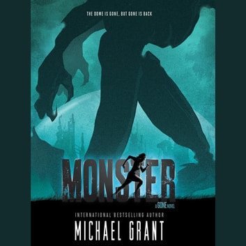 Monster audiobook by Michael Grant