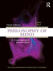 Philosophy of Mind - A Contemporary Introduction ebook by John Heil