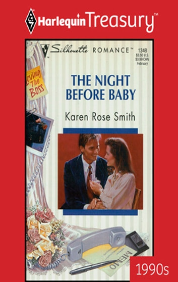 The Night before Baby ebook by Karen Rose Smith