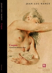 Corpus ebook by Jean-Luc Nancy,Richard A. Rand