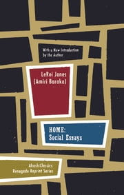 Home - Social Essays ebook by LeRoi Jones (Amiri Baraka)