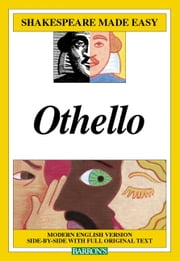 Shakespeare Made Easy: Othello ebook by Barron's Educational Series