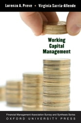 Working Capital Management ebook by Lorenzo Preve,Virginia Sarria-Allende