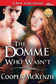 The Domme Who Wasn't ebook by Cooper McKenzie