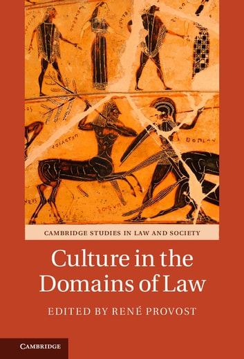 Culture in the Domains of Law ebook by