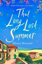 That Long Lost Summer ebook by