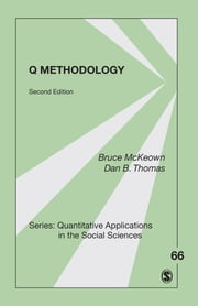 Q Methodology ebook by Bruce F. McKeown,Dan (Dani) B. Thomas