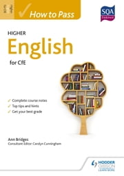 How to Pass Higher English for CfE ebook by Ann Bridges