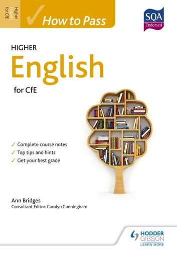 How to Pass Higher English eBook by Ann Bridges