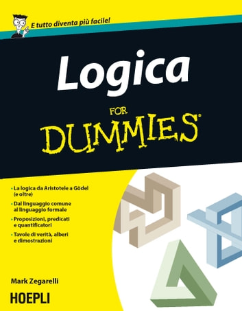 Logica For Dummies eBook by Mark Zegarelli