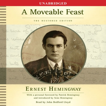 a literary analysis of a moveable feast by ernest hemingway