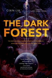 The Dark Forest ebook by Cixin Liu,Joel Martinsen