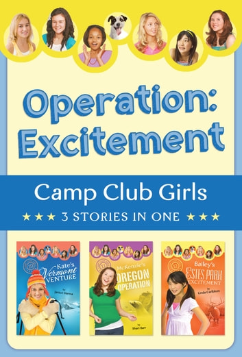 Operation: Excitement! - 3 Stories in 1 ebook by Shari Barr,Linda Carlblom,Janice Thompson