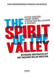 The spirit of the valley - overdonderende inspiratie uit het nieuwe Wilde Westen ebook by Peter Hinssen,Harry Demey,Steven van Belleghem