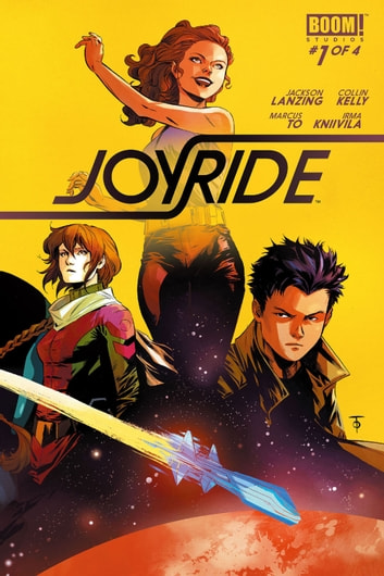 Joyride #1 ebook by Jackson Lanzing,Collin Kelly,Marcus To