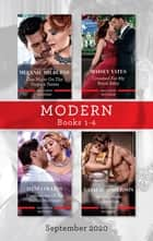 Modern Box Set 1-4 Sept 2020/One Night on the Virgin's Terms/Crowned for My Royal Baby/Confessions of an Italian Marriage/Secrets Made in Pa ebook by Maisey Yates, Dani Collins, Melanie Milburne,...