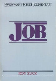 Job- Everyman's Bible Commentary ebook by Roy Zuck
