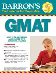 GMAT, 16th Edition ebook by Kobo.Web.Store.Products.Fields.ContributorFieldViewModel