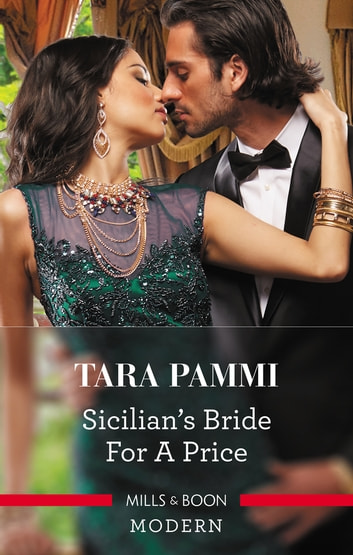 Sicilian's Bride For A Price 電子書 by Tara Pammi