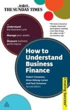 How to Understand Business Finance ebook by Robert Cinnamon