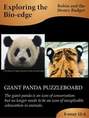 Giant Panda Puzzleboard ebook by Robin and the Honey Badger