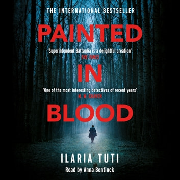 Painted in Blood audiobook by Ilaria Tuti