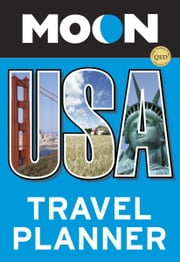 Moon USA Travel Planner ebook by Avalon Travel