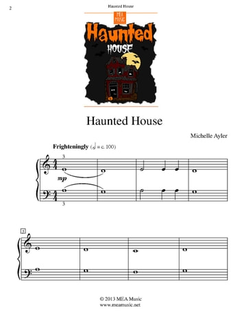Haunted House ebook by Michelle Ayler