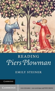 Reading Piers Plowman ebook by Emily Steiner