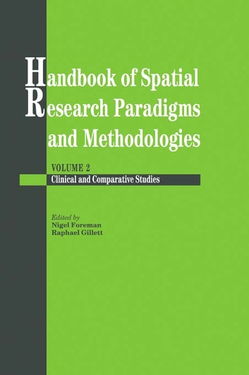 Handbook of spatial research paradigms and methodologies ebook di handbook of spatial research paradigms and methodologies ebook by fandeluxe Gallery