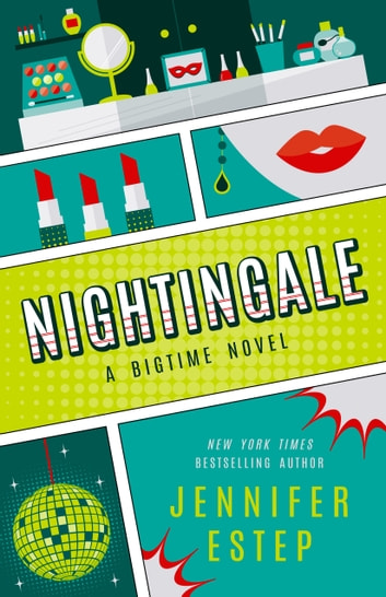 Nightingale ebook by Jennifer Estep