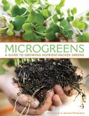 Microgreens ebook by Eric Franks