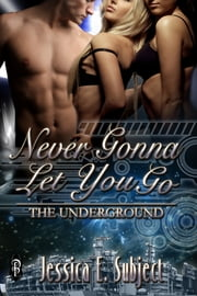 Never Gonna Let You Go ebook by Jessica E. Subject