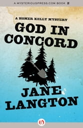 God in Concord ebook by Jane Langton