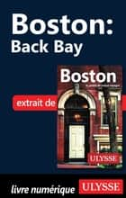 Boston - Back Bay ebook by Collectif
