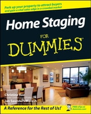 Home Staging For Dummies ebook by Christine Rae ,Jan Saunders Maresh