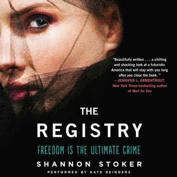 The Registry audiobook by Shannon Stoker