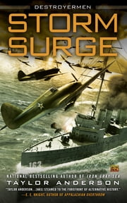Storm Surge - Destroyermen ebook by Taylor Anderson