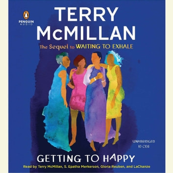 Getting to Happy audiobook by Terry McMillan