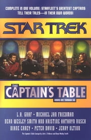 The Captain's Table - Books One Through Six ebook by Various