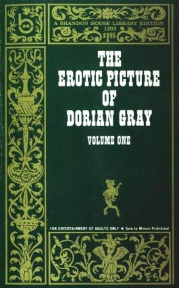 The V1 Erotic Picture Of Dorian Gray ebook by Anonymous