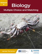 National 5 Biology: Multiple Choice and Matching ebook by Clare Marsh, James Simms, Caroline Stevenson