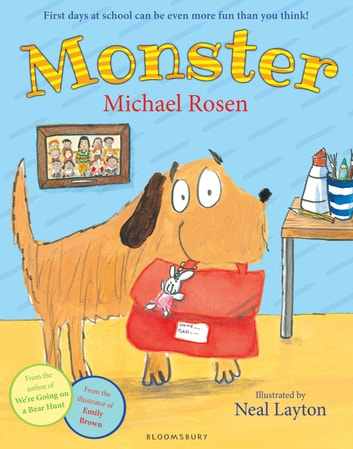 Monster ebook by Michael Rosen
